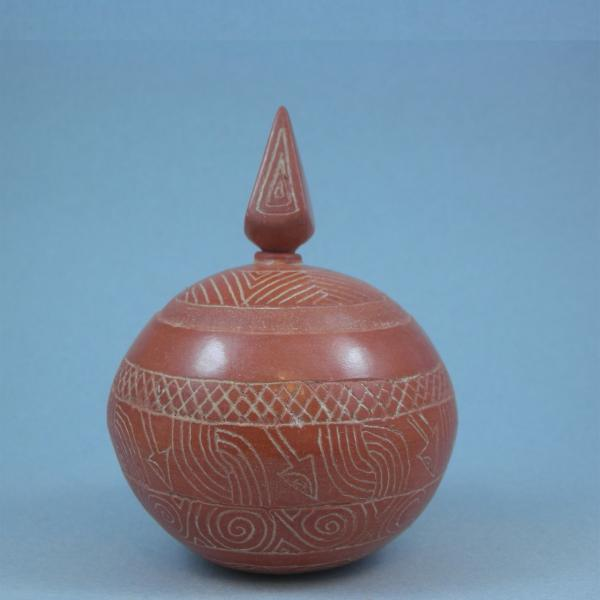 Incised Pottery0