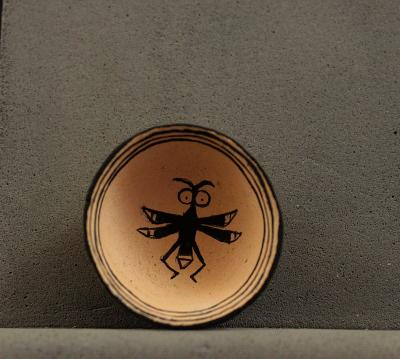 Bug Bowl - Mimbres Design