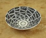 Snowflake Bowl -Small - Anasazi Design