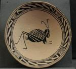 Grasshopper Bowl - Mimbres Design